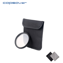 capsaver ND2-400 Digital camera Filters Impartial Density Fader Variable ND Filter Filtros Fotografia with Pouch Cleansing Material