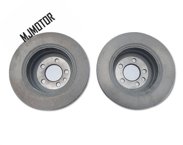 (2 pièces/ensemble) disques de frein arrière pour chinois SAIC ROEWE 550 MG6 pièces de moteur d'autocar 10053489