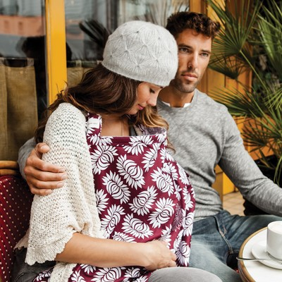 Flower Breastfeeding Cover Nursing Covers Shawl Breast Feeding Covers Flower Printed Nursing Covers For Feeding Baby Sweet Infan