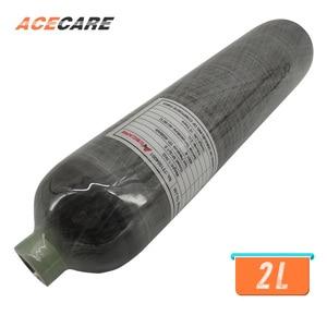 Image 3 - Acecare AC102 2L 4500PSI Air Condor/PCP fusil/pistolet nouveau Composite en Fiber de carbone chasse Paintball plongée sous marine réservoir cylindre