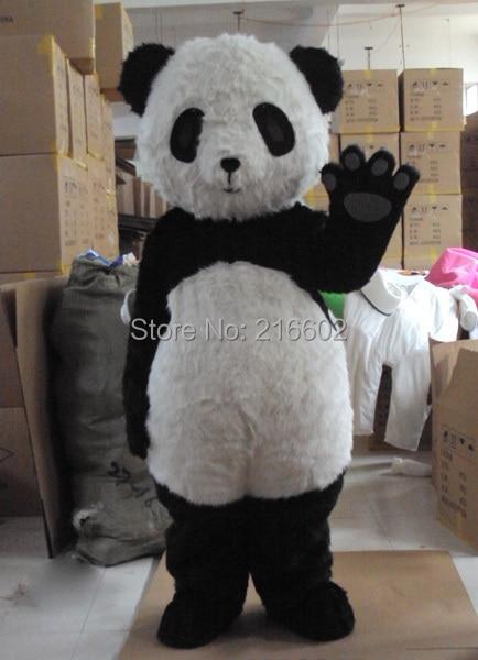 cosplay costumes   black and white panda mascot costume cartoon character costume mascot