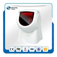 Desktop 2D Image Barcode Scanner HS7200 IP 54 USB Bar Code Scanner