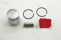 PISTON KIT WITH Ring 38mm FOR 50CC PUCH 50 38MM CYLINDER