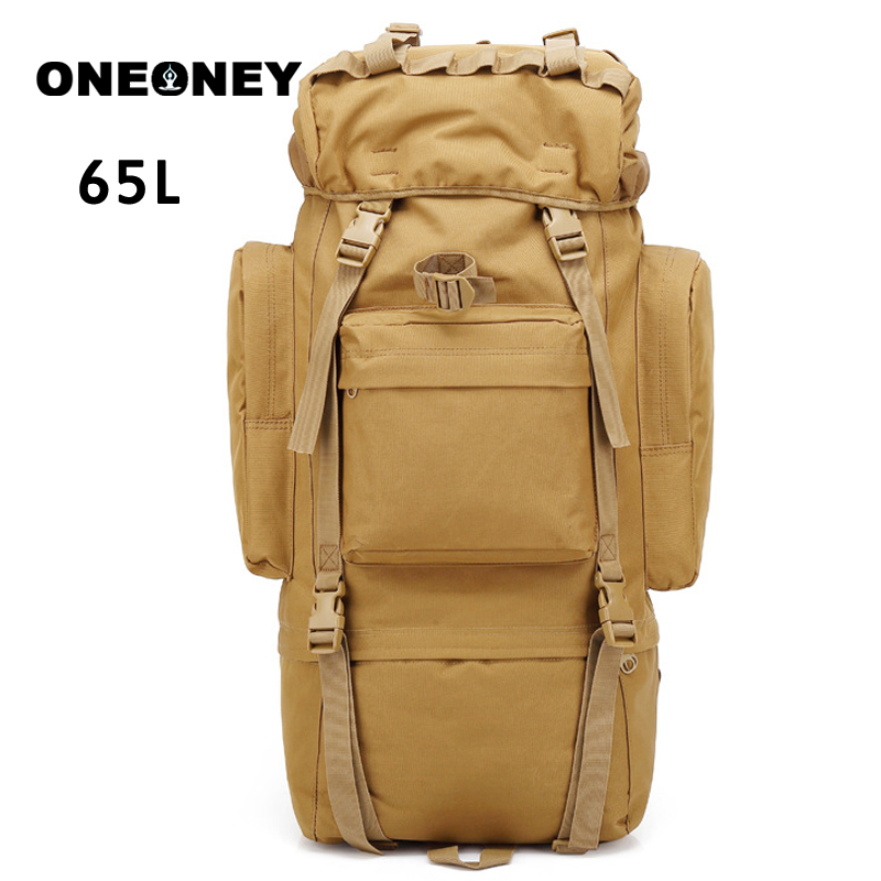 65L Professional Outdoor Mountaineering Bag Camouflage Bag Large-capacity Multi-function Camping Hiking Backpack Outdoor Travel 80mm pos receipt printer with bluetooth wifi