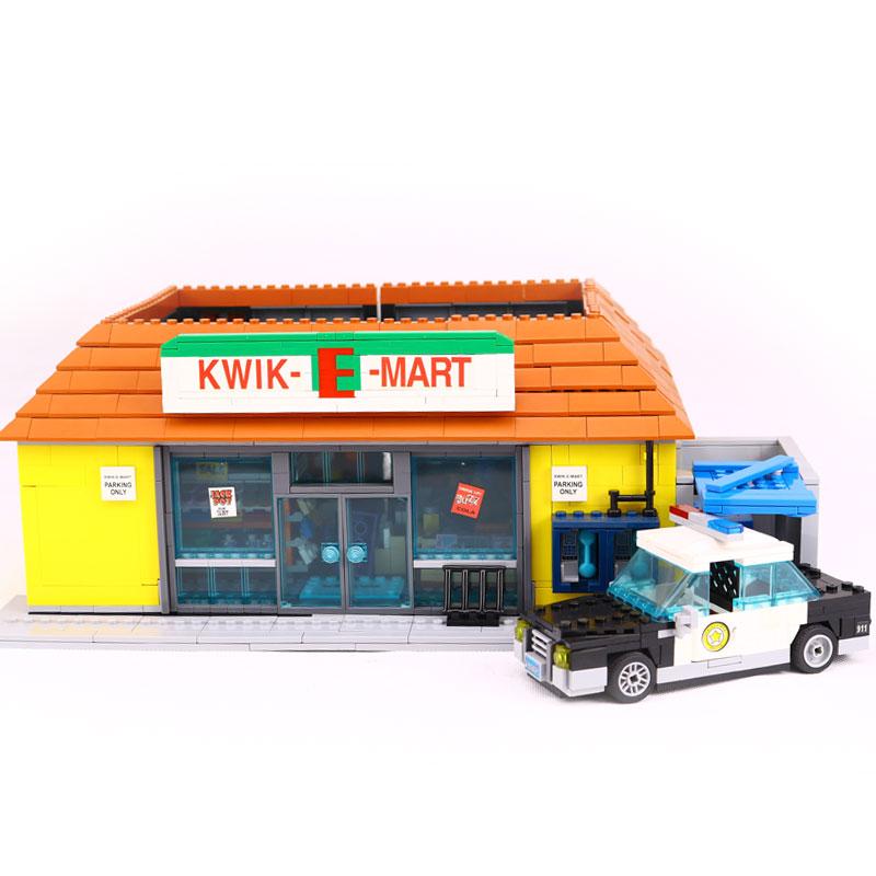 Neue LEPIN 16004 2232 Stucke die Simpsons Action Modell Baustein Ziegel Kompatibel legoinglys 71016 Toys fur kinder geschenk