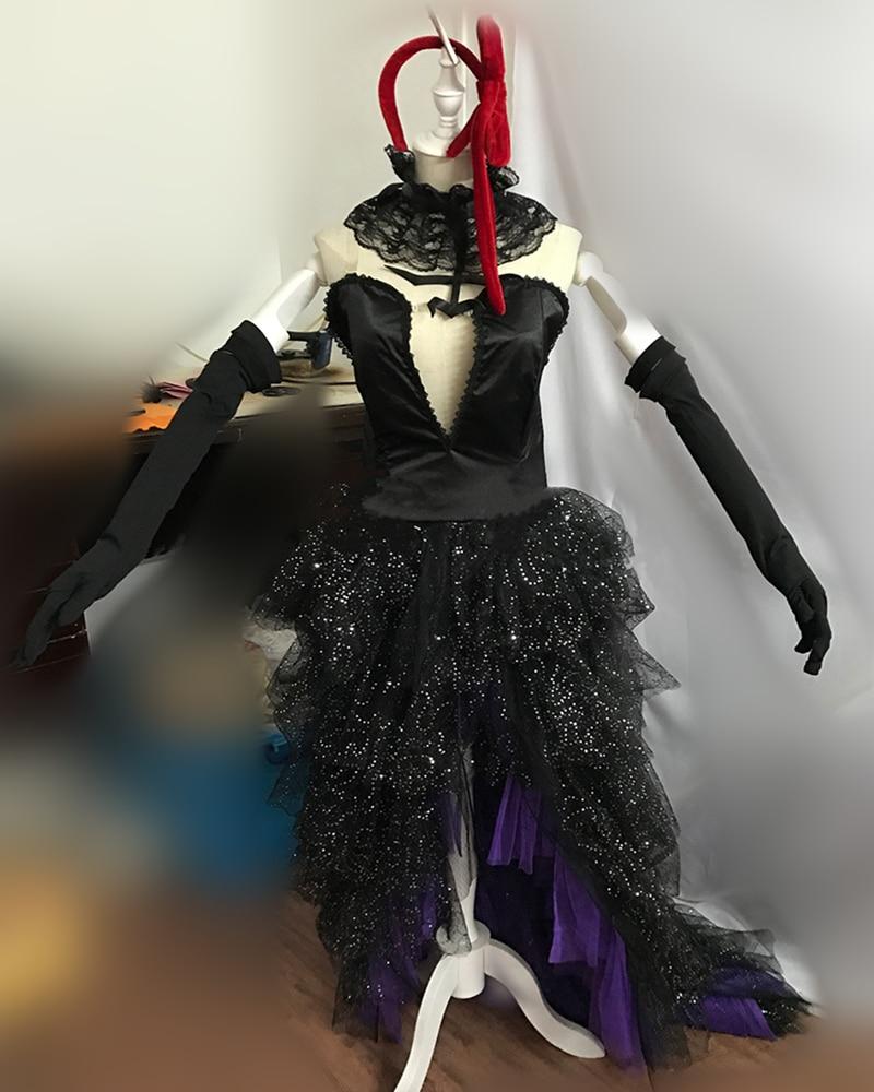 Anime Puella Magi Madoka Magica Akemi Homura Cosplay Costume