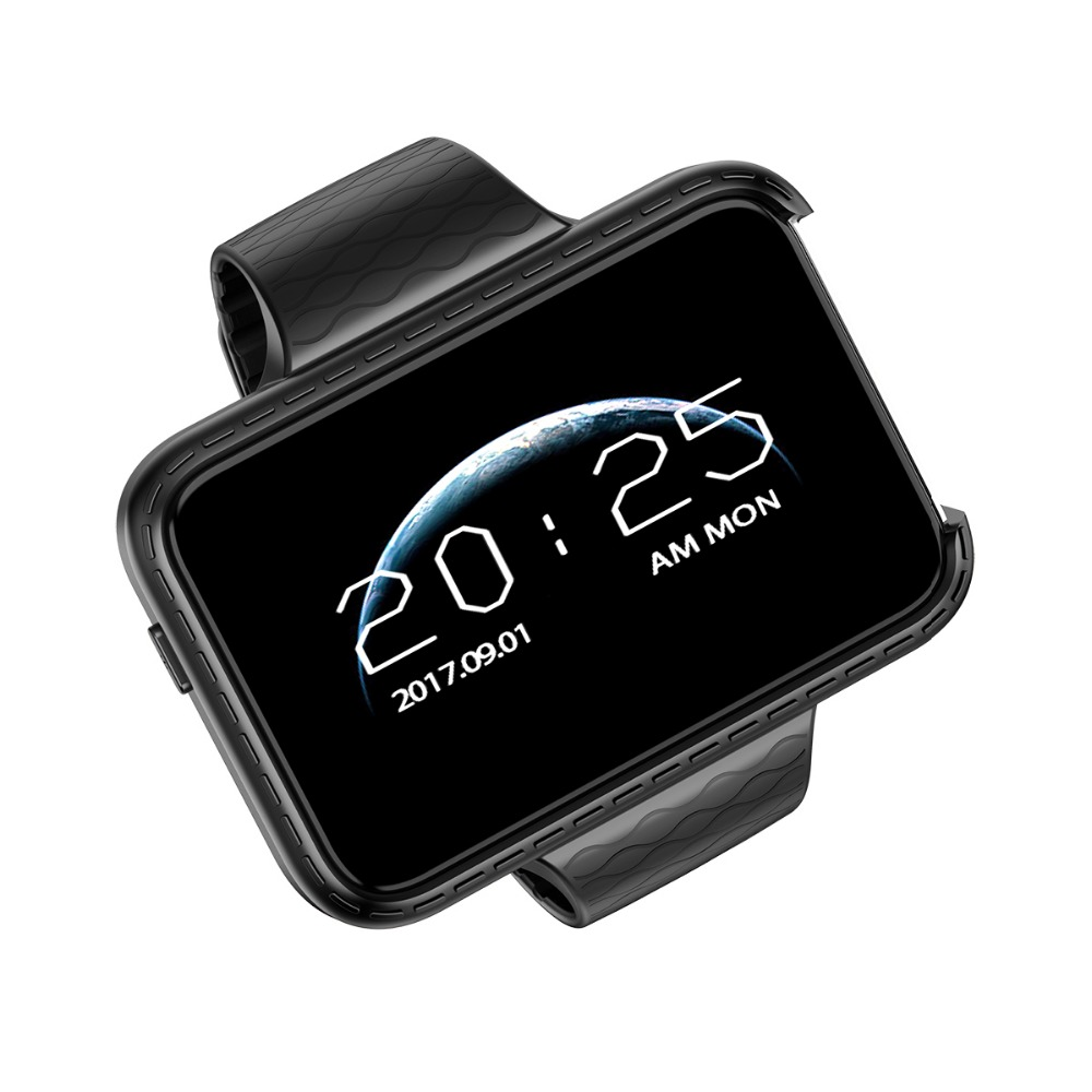 2018 smart watch DM98 rectangle 2 2 inch support music SIM TF Card Driving recorder MTK2502