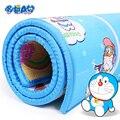 2016 Doraemon Alfombra Infantil Jogo Do Bebê Tapete de 180*160*2 cm Puzzle de Espuma Macia Almofada Engrossado Almofada Crianças escalada Jogo de Crianças