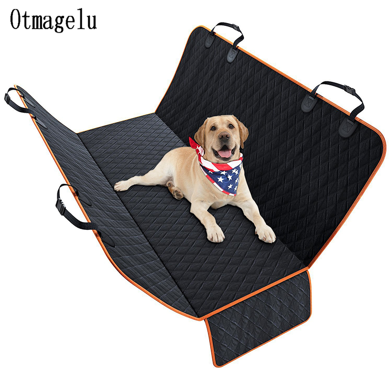 Pet Car Seat Covers For Big Dogs Car Interior Travel Dog Accessories Dog Carriers Dog Mat