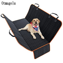 Pet Car Seat Covers For Big Dogs Car Interior Travel Dog Accessories Dog Carriers Dog Mat Heavy Duty Waterproof Scratch for SUV(China)
