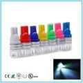 10 pcs T10 1.5 W 194 168 W5W Como luz de iluminação da chapa de licença de diamante, tensão de Funcionamento é de 12 v.