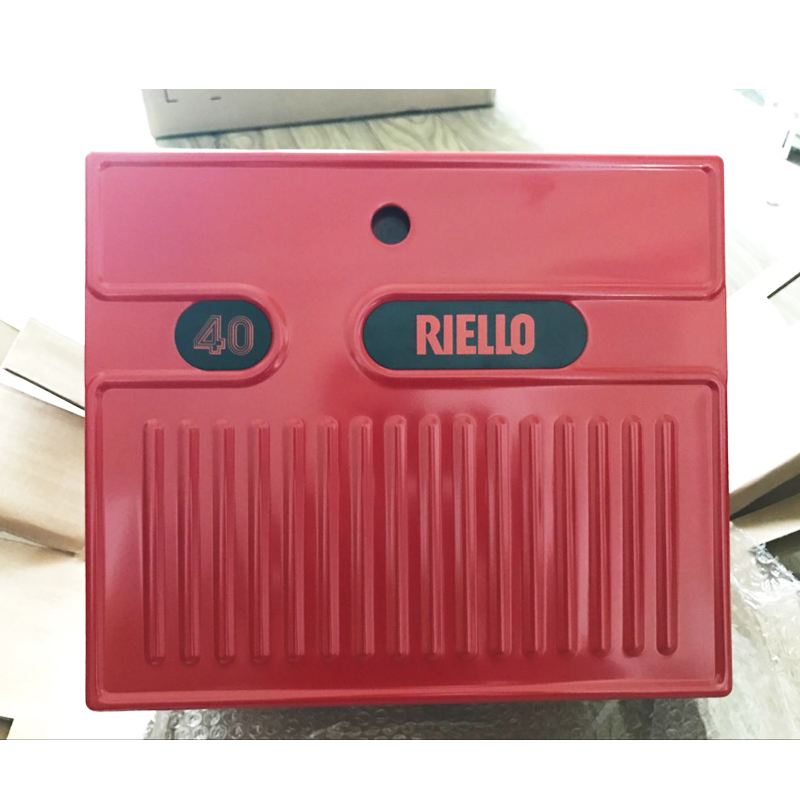 Free Shipping RIELLO 40G10LC Single-Stage Light Oil Boiler Burner 54-120KW 4.5-10 Kg/h New One Year Warranty