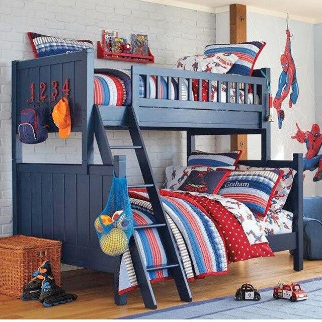 literas para los nios cama de madera maciza cama nios de imagen nivel cama alta directo