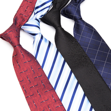 Mens for Tie Luxury Classic Formal Ties Jacquard Woven Plaid Wedding Striped Bow Man Shirt Accessories Business Necktie