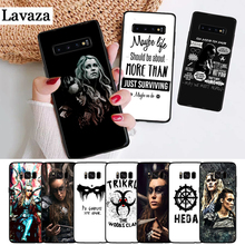 Lavaza Heda Lexa The 100 TV Show Coque Silicone Case for Samsung S6 Edge S7 S8 Plus S9 S10 S10e Note 8 9 10 M10 M20 M30 M40