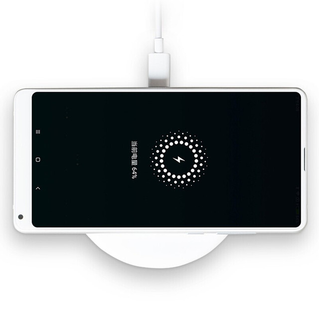 Original Xiaomi Wireless Charger 20W Max Qi Smart Quick Charge Type C Fast Charger for Xiaomi