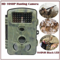 12mp 2.4'' Color Monitor Digital Camera Black Animal Trap Version Video Hunting Trail