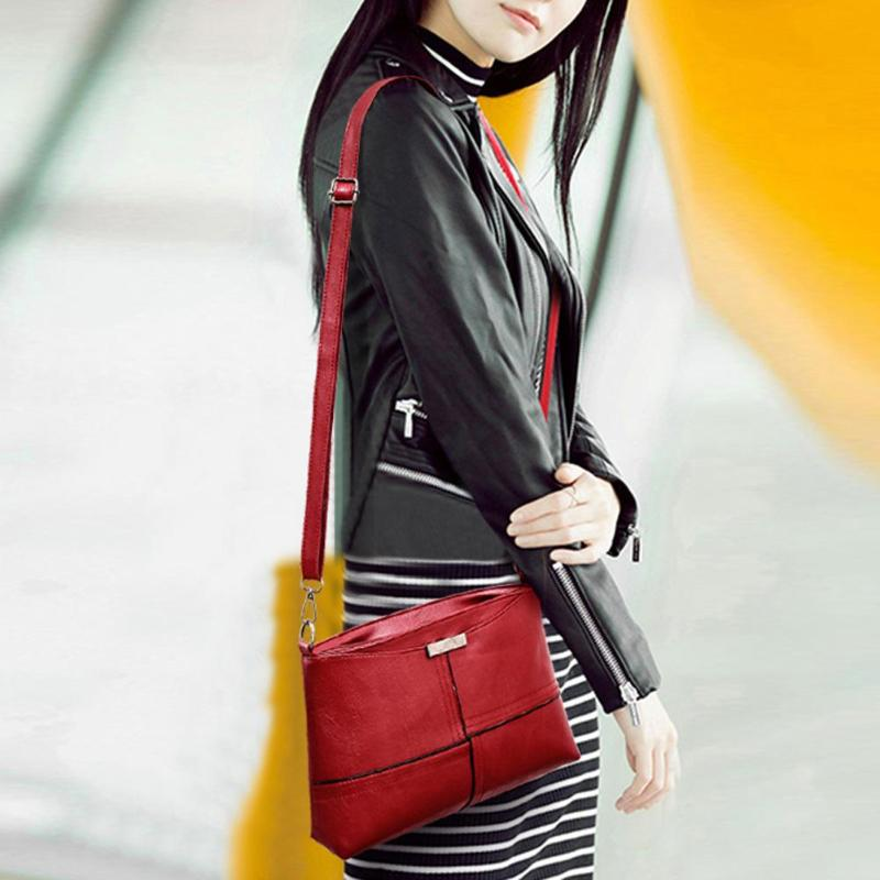 Women Messenger Bag PU Leather Shoulder Envelop Clutch Handbags bolsos mujer Casual Crossbody Bag Summer Bags For Women Сумка