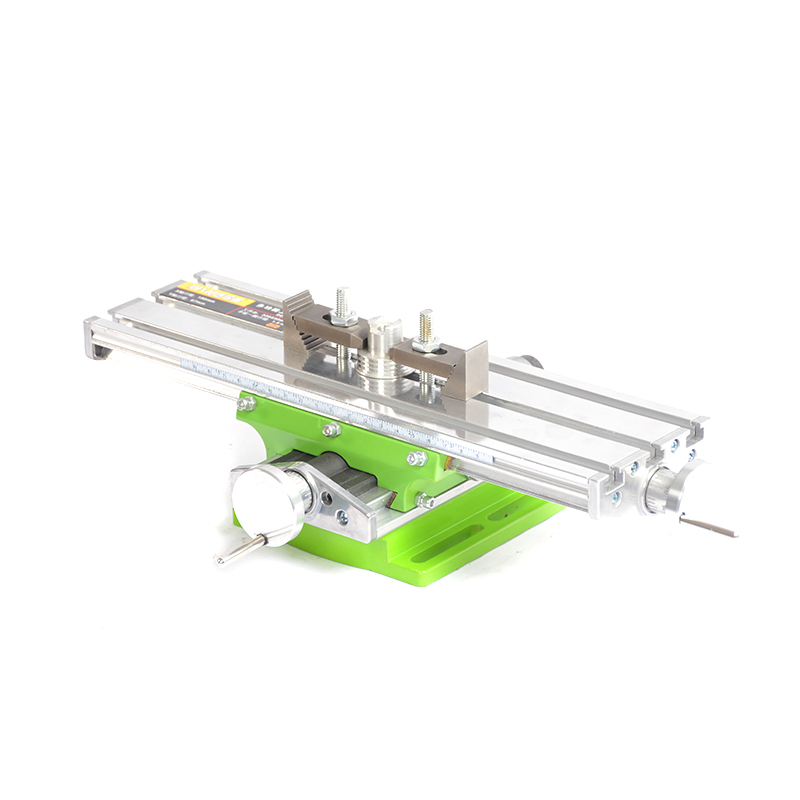 Big Compound Bench Slide Table Aluminum Work Table Milling Working Cross  Table Drilling Machine For Bench Drill X Y Adjustment In Vise From Tools On  ...