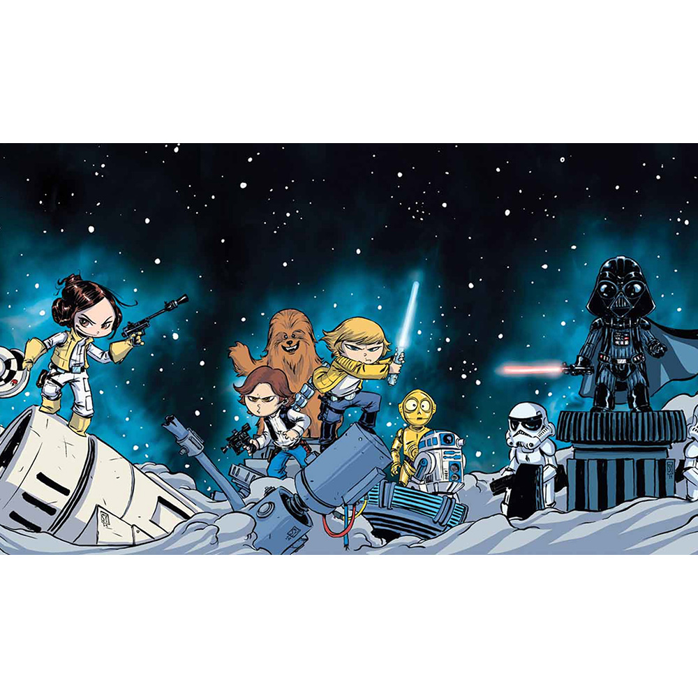 Star City Wars Game Playmat, Cute Anime Drawing Playmat,Board Games Table Game Playmat, Custom Images Sexy Playmat
