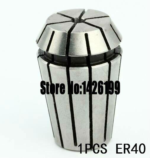 Новинка 1 шт. ER 40 ER40 по размеру Весна цанговый зажимной инструмент сверлильный патрон беседки для фрезерный станок инструмент фреза