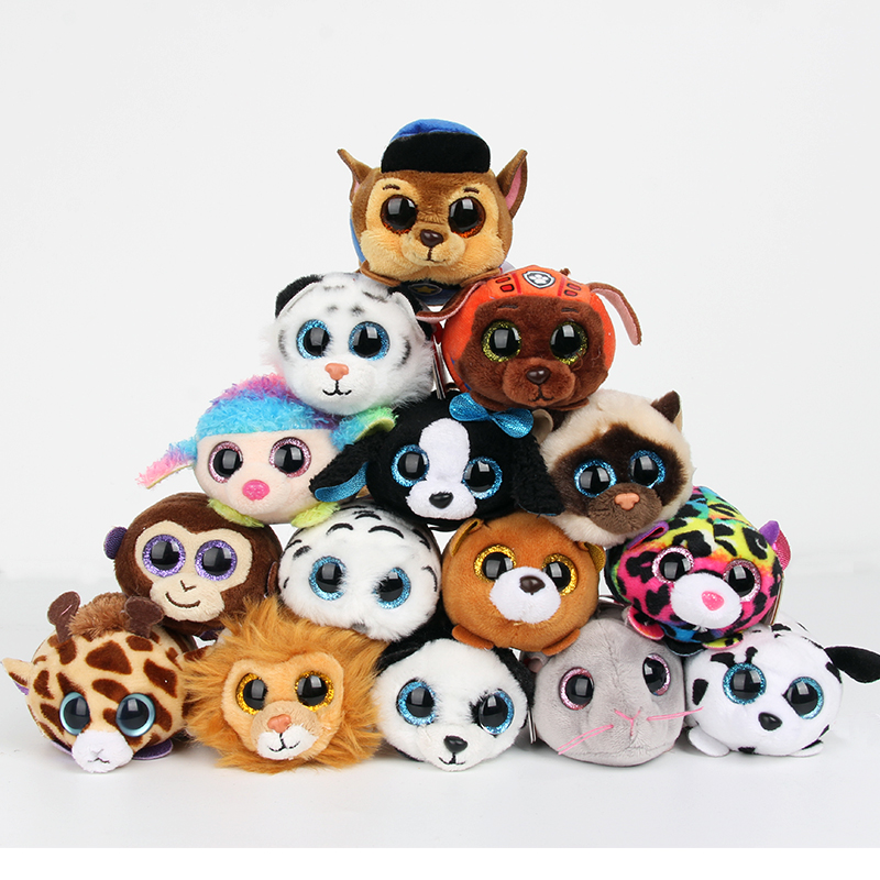 Owl Plush Dog Toy