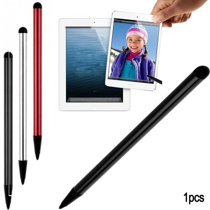 High Quality Capacitive Pen Touch Screen Stylus Pencil for Tablet iPad Cell Phone Samsung PC Drop Shipping #906 NEW aluminum alloy capacitive touch screen stylus pen for iphone ipad cell phone silver