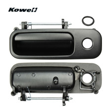 KOWELL Back Rear Tailgate Boot Luggage Door Lock Handle Exterior Out Trunk Handle for Volkswagen VW Polo MK3 Golf MK4 1J6827565B