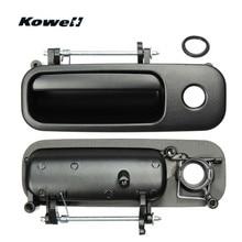 KOWELL tirador de puerta trasera para maletero, manija Exterior para maletero, para Volkswagen, VW, Polo, MK3, Golf, MK4, 1J6827565B