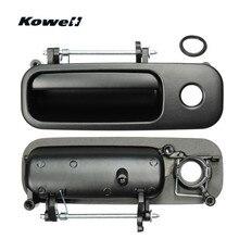 Kowell Terug Achterklep Boot Bagage Deurslot Handvat Exterieur Out Kofferbak Handvat Voor Volkswagen Vw Polo MK3 Golf MK4 1J6827565B