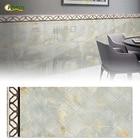 40X100CM Modern Waterproof Vinyl Self adhesive Wallpaper Marble PVC Paper Kitchen Cupboard Shelf Drawer Liner Wall Stickers