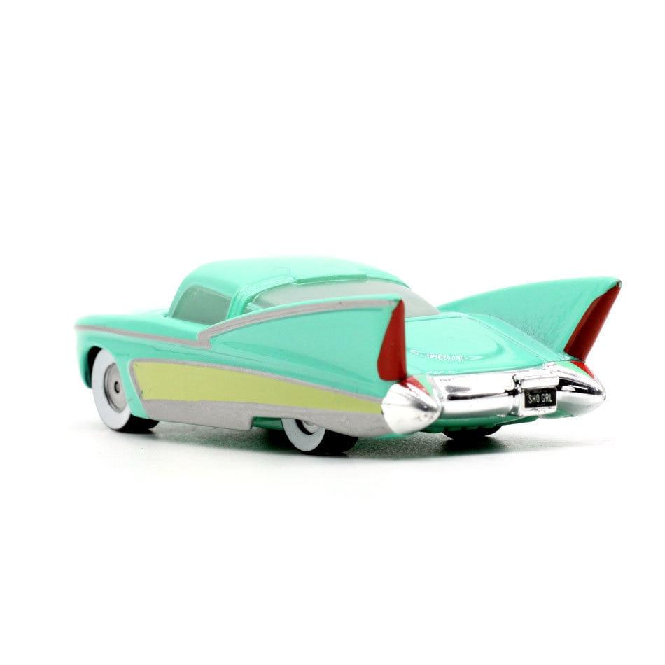 39 стиль Молнии Маккуин Pixar Тачки 2 3 металлические Литые под давлением тачки Дисней 1:55 автомобиль металлическая коллекция детские игрушки для детей подарок для мальчика