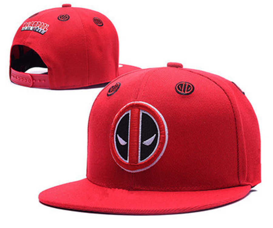 066830c1a8a Adults Adjustable Marvel DC Baseball hat Avengers Infinity War Snapback Hat  deadpool cotton Hip Hop Embroidery