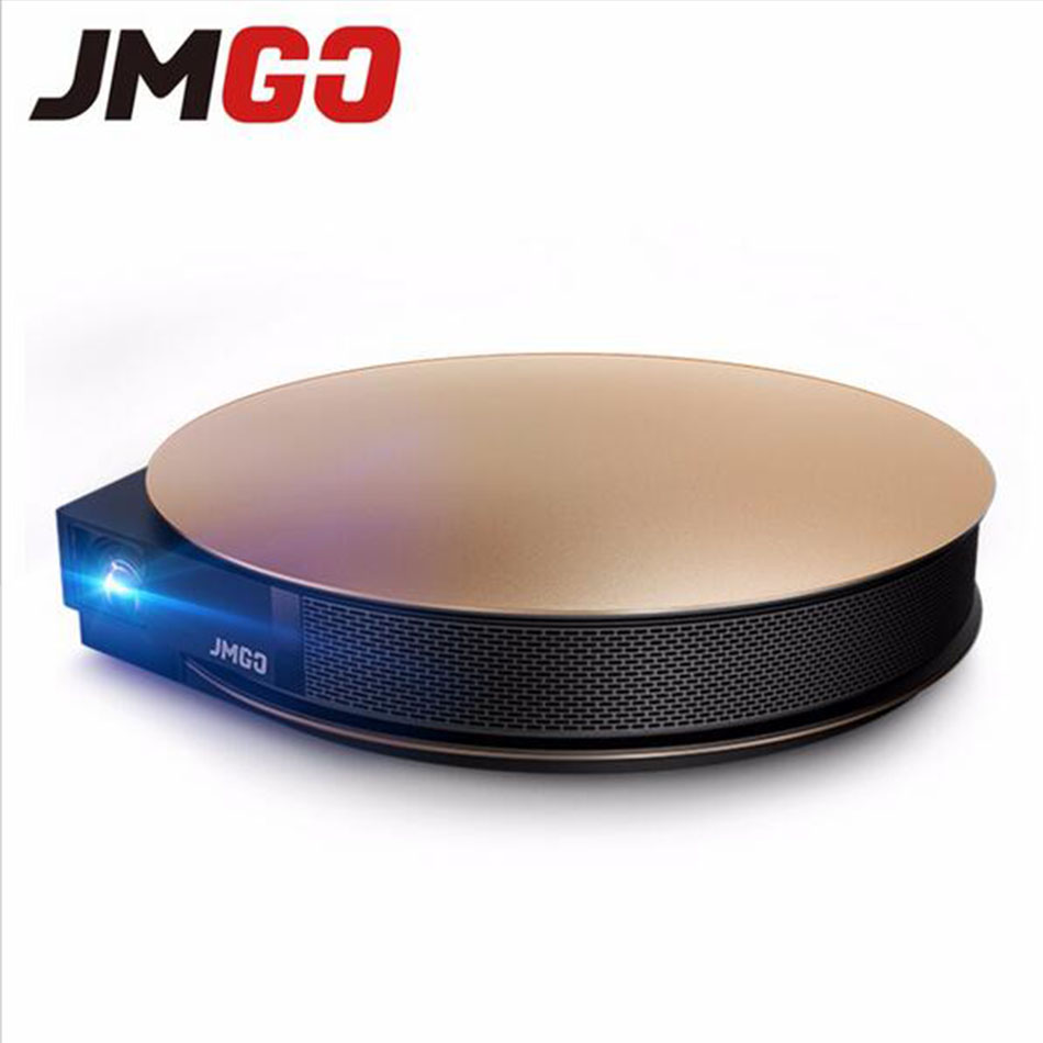 2017 upgrade JmGO G3 Pro 1200 lumens new household miniature intelligent projector high definition home theater