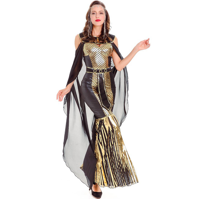 Classical Women Ancient Greece Cosplay Costume Goddess