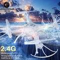 L15 2.4 GHz RC Quadcopter Wi-fi Em Tempo Real Transmissão W/LED Luz Zangão