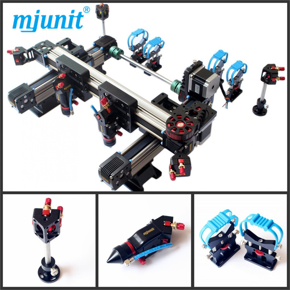 Linear Shaft Support Rail belt drive high rigidity smooth motion actuator laser machine electric valve guideway flange bearing linear axis with toothed belt drive belt drive linear rail reasonable price guideway 3d printer linear way
