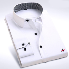 Dudalina 2017 Brand Men Shirt Male Dress Shirts Men's Fashio