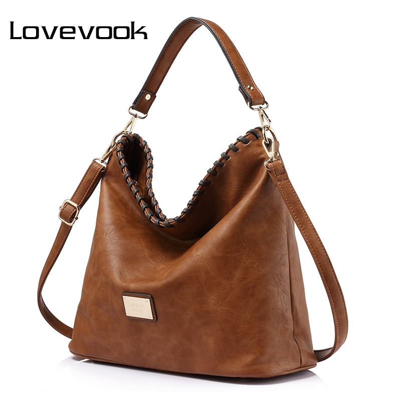 LOVEVOOK women large capacity women shoulder bag female casual tote hobos handbag famous brands high quality messenger bags joypessie lady top handle bags backpack women famous brands female casual shoulder bag tote for ladies large capacity backpack