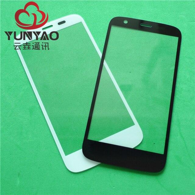 10pcs New Replacement LCD Front Touch Screen Glass Outer Lens For Motorola MOTO G XT1031 XT1032 XT1033 XT1028 Touch Screen