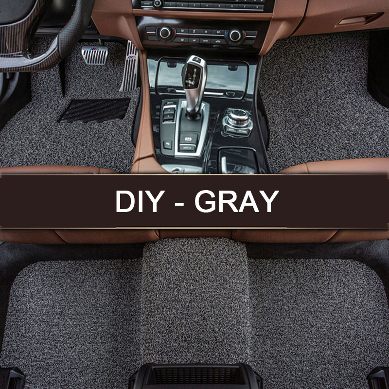 all new camry 2018 lunda diy fit car floor mats for toyota 40 corolla ...