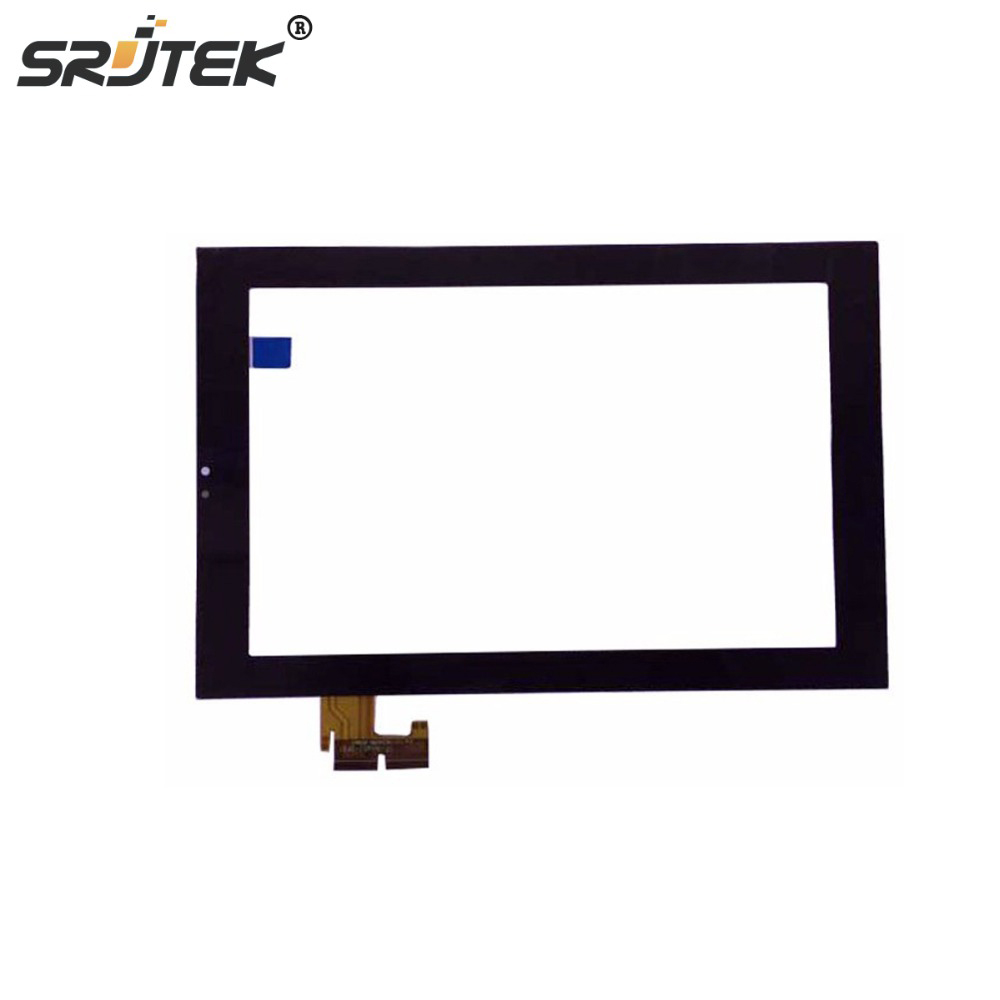 Srjtek New 7 inch For HP Slate 7 Touch Screen Digitizer Glass Sensor TP-Nma02-DF 01 Tablet PC Replacement Parts slate