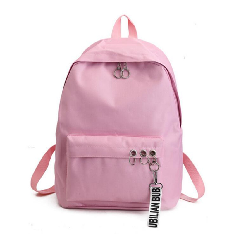 c154548c4615 Detail Feedback Questions about 2017 Japanese Canvas Solid School Book Bag  Backpack For Women Young Girl Preppy Style Escolar Mochila Feminina  Backpacks ...