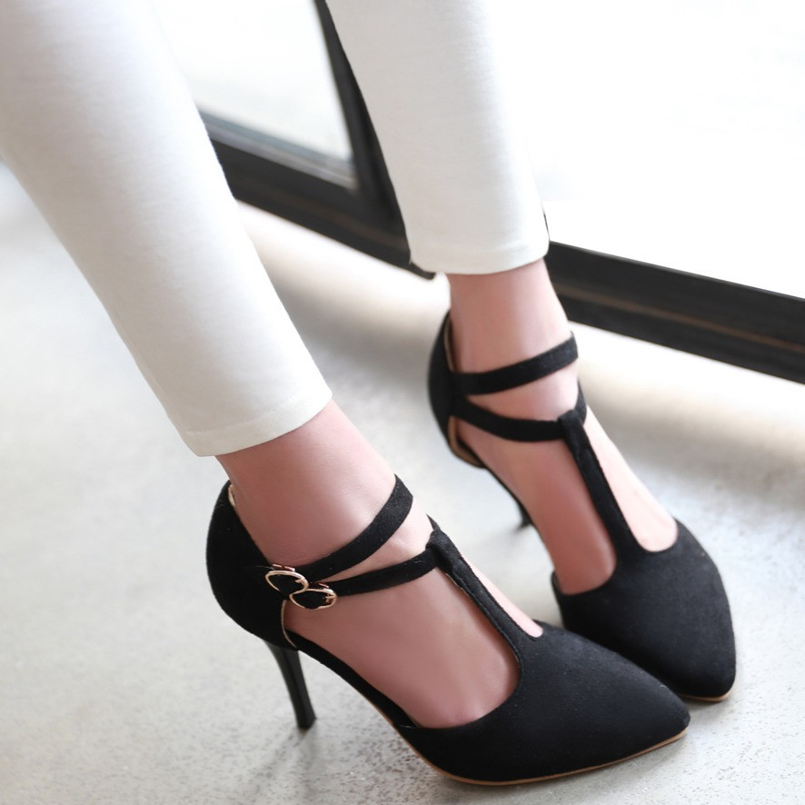 Aliexpress.com : Buy Small Size High Heels Shoes Scarpe Viola 2015