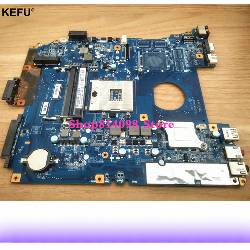 MBX-269 DA0HK5MB6F0 REV : F A1876097A Laptop Motherboard For Sony SVE151 SERIES Tested 100% Work
