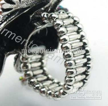 Blanc 10mm Homyl 100 Pi/èces en M/étal De Remplacement Soutien-Gorge Bracelet Curseur O Anneau Fig 0 Ajusteur De Lingerie pour DIY Artisanat