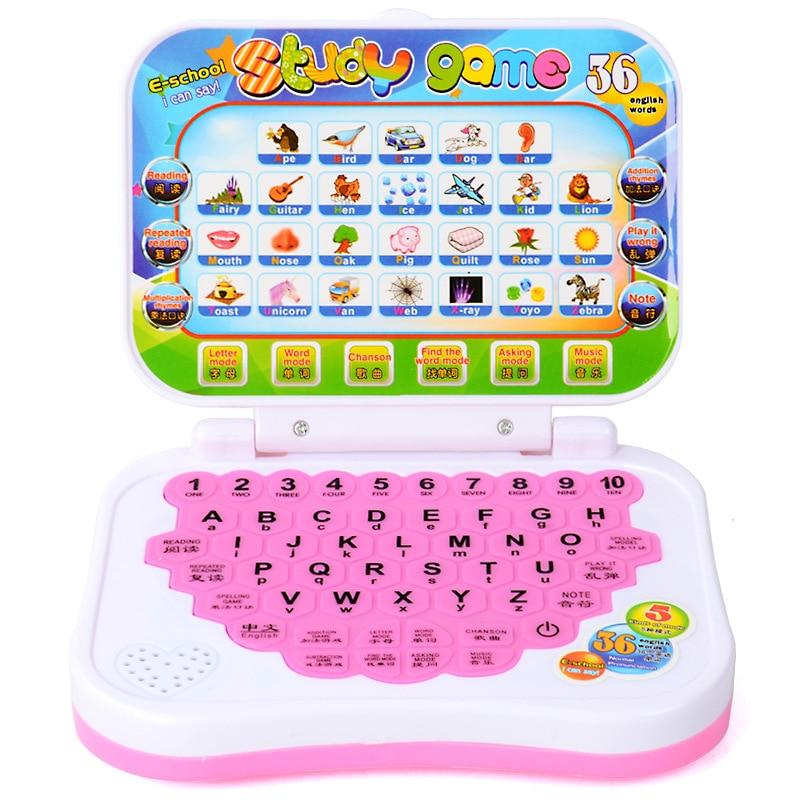 Sprache Lernen Maschine Bildung Spielzeug Computer Englisch Alphabet ...