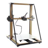 CR10 Unterstützung Stange Set kit Vordere Halterung V Slot Räder Z kabel Upgrade für Creality 3D CR-10 CR-10S CR-10S5 3D drucker Teile