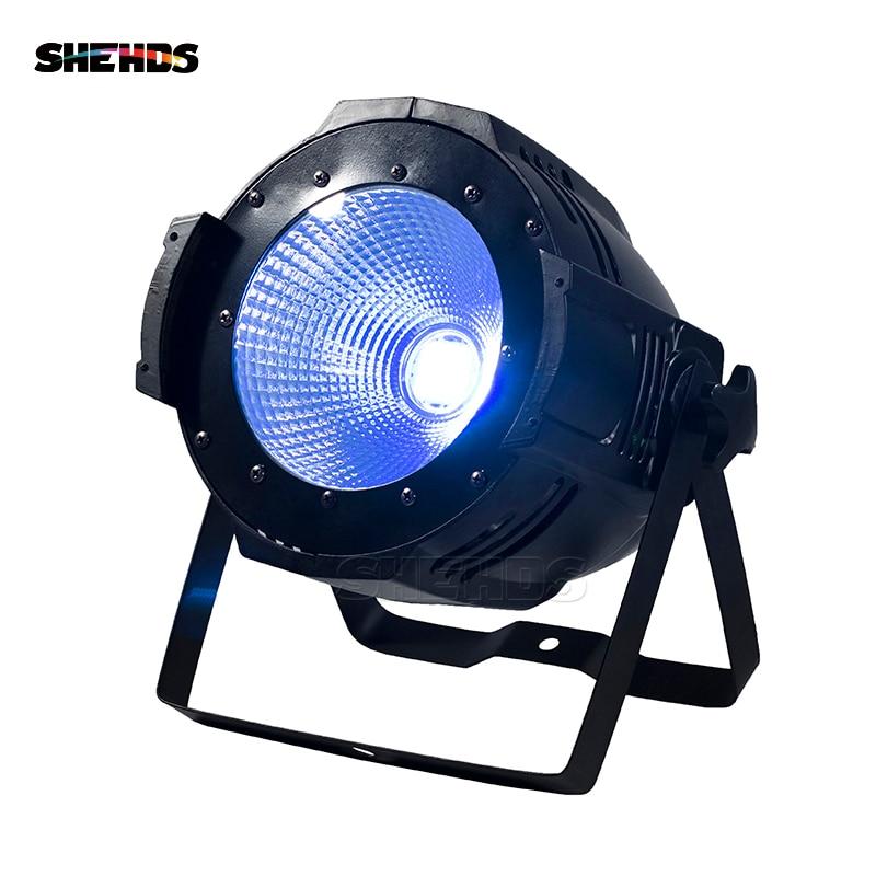LED Par C0B 100 w RGBW 4IN1 Éclairage LED Par Peuvent Mettre en Lumière DJ Lumière DMX Controll De Noël Décorations Professionnel Pour club DJ