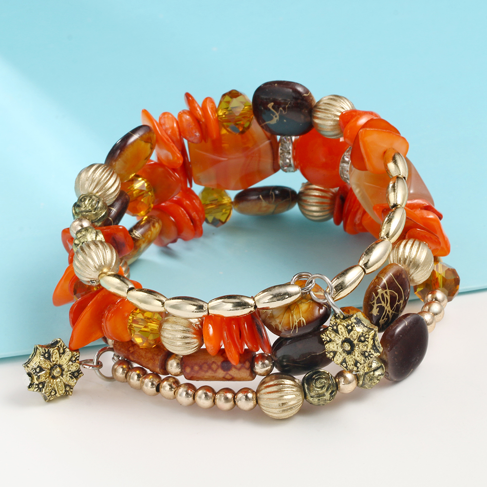 Bohemian fashion charm bracelets for women 8